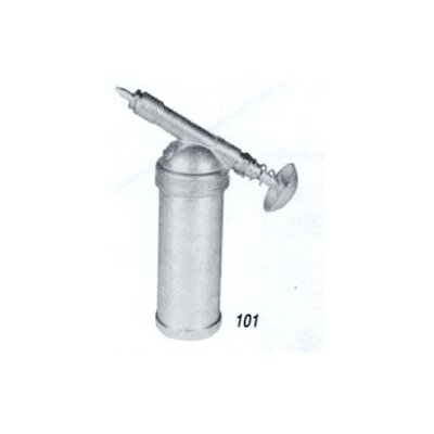 Astro Pneumatic Grease Gun Mini 3Oz Cap W/ Needle Nozzle