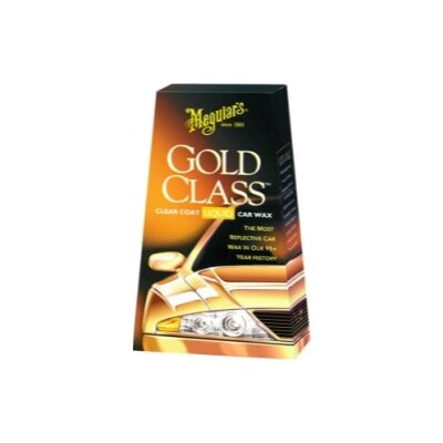 Meguiars Gold Class Liquid Car Wax