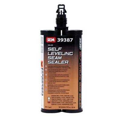 SEM Paints 7 oz Gray Self-Leveling Seam Sealer