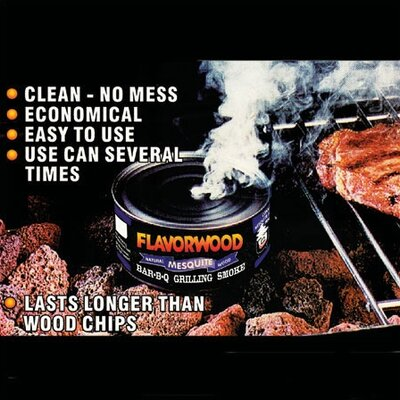 Camerons Flavorwood 3 Assorted Smoke Cans