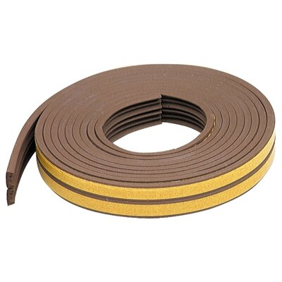 M-d Products Extreme Temperature K Profile Weather Strip