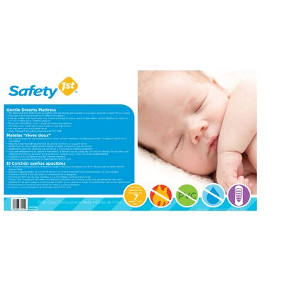 Safety 1st Gentle Dreams  Baby Mattress
