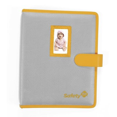 Safety 1st For The Record Baby Health Journal and Kit