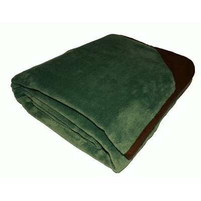 Eddie Bauer Polyester Fleece Throw