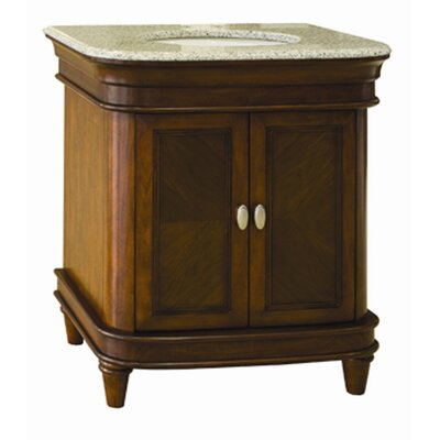 "Pegasus 29"" Cube Single Bathroom Vanity Set"