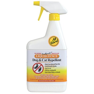 Liquid Fence Dog and Cat Repellent