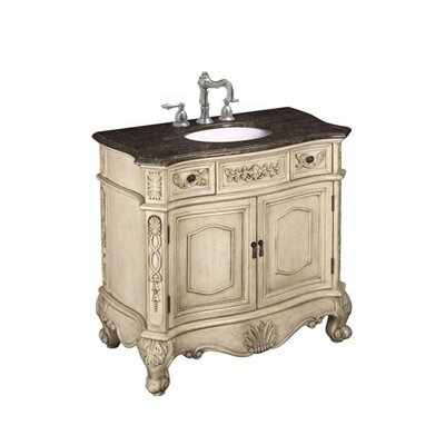 "Belle Foret 36"" Single Basin Vanity"