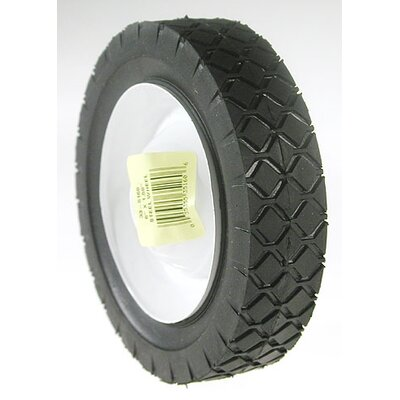 Maxpower Precision Parts Steel Lawn Mower Wheel