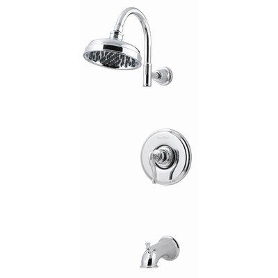 Price Pfister Ashfield Pressure Balancing Tub and Shower Faucet Set