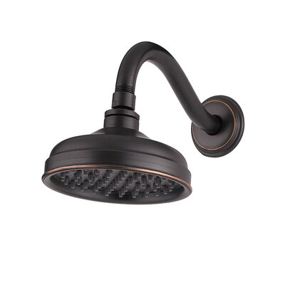Price Pfister Marielle Wall Mount Rain Can Shower Head