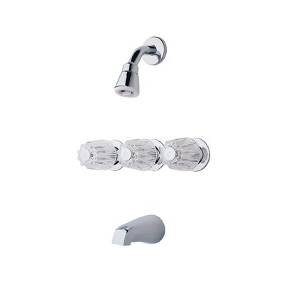 Price Pfister 01 Series Dual Control Tub and Shower Faucet