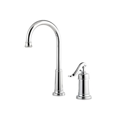 Ashfield One Handle Widespread Bar and Kitchen Island Faucet