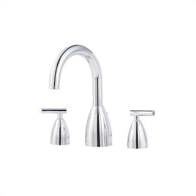 Price Pfister Contempra Double Handle Deck Mount Roman Tub Faucet
