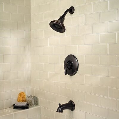 Price Pfister Portola Dual Control Shower and Bath Tub Trim