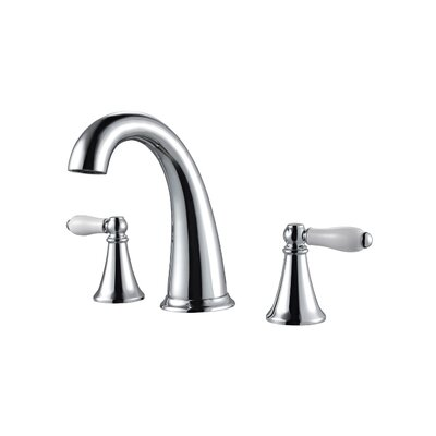 Kaylon Double Handle Widespread Bathroom Faucet