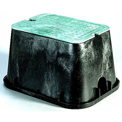 "Orbit 12"" Standard Valve Box Lid"