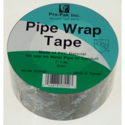 "Orbit 2"" X 50' Pipe Wrap Tape"