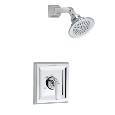American Standard Town Square Shower Head and Trim with Lever Handle