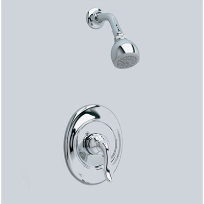 American Standard Princeton Shower Head and Trim with Lever Handle