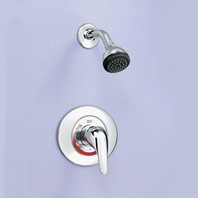 American Standard Colony Soft Shower Head and Trim with Lever Handle