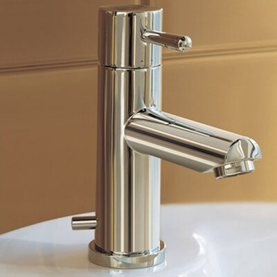 Serin Single Hole Bathroom Faucet with Single Lever Handle - 2064.101