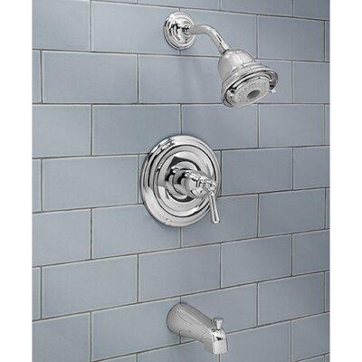 American Standard Portsmouth Flowise Dual Shower Faucet Trim Kit