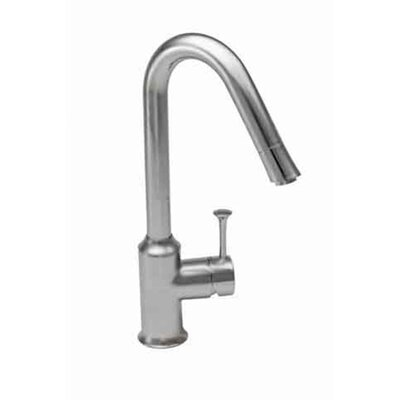 American Standard Pekoe Single Handle Single Hole kitchenFaucet with Hi Flow Spout