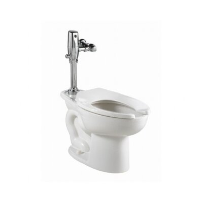 American Standard Madera Ada Toilet Bowl and Selectronic Flush Valve