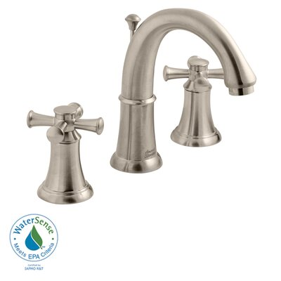 American Standard Portsmouth 2 Cross Handle Bathroom  Faucet with Speed Connect Drain