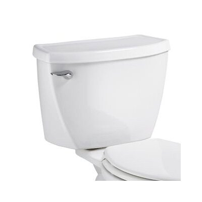 American Standard Cadet 1.6 GPF Toilet Tank Only with Right Hand Trip Lever