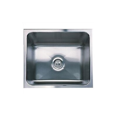 Blanco Magnum 7.5&quot; Single Bowl Undermount Kitchen Sink