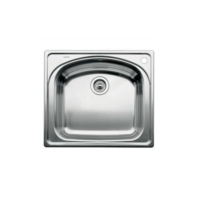 Blanco Wave Single Bowl Drop-In Kitchen Sink