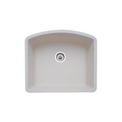 "Blanco Diamond 24"" x 20.81"" Single Bowl Undermount Kitchen Sink"