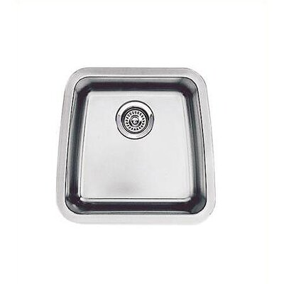 "Blanco Performa 17.5"" x 17"" Small Bar Kitchen Sink & Reviews 