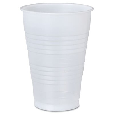 Solo Galaxy Translucent 16 Oz Cups in Translucent (500 Per Carton)