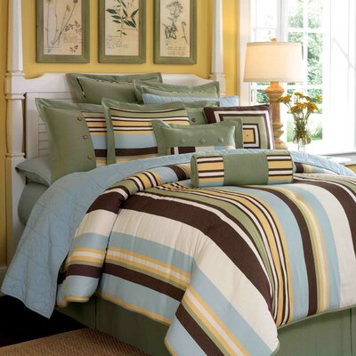 Spa Breeze Comforter Set