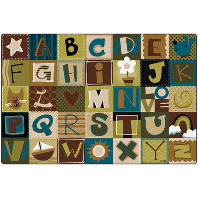 Carpets for Kids Toddler Alphabet Blocks Kids Rug