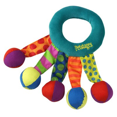 PetStages Toss and Shake Chew Dog Toy
