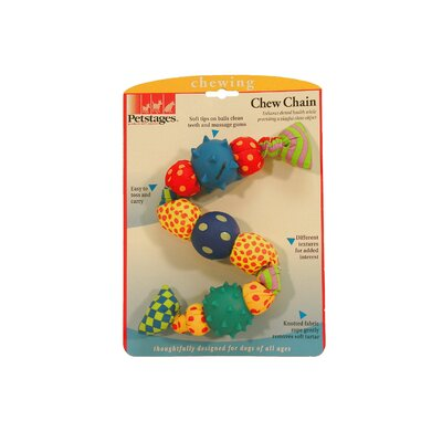PetStages Chew Chain Dog Toy
