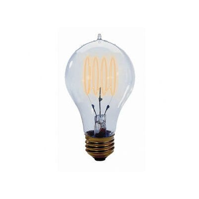 Bulbrite Industries 40W Nostalgic Edison Quad Loop-Style Bulb