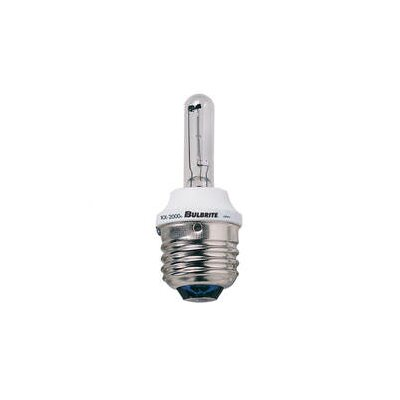 Bulbrite Industries 60W Clear Fully Dimmable Krypton/Xenon T3 Bulb in Bright White