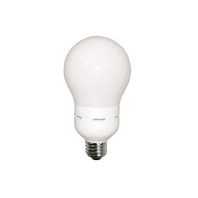 Bulbrite Industries 14W A-Shape A19 Incandescent Bulb in Warm White