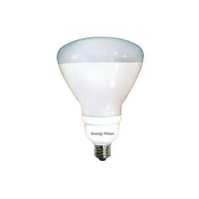 Bulbrite Industries 23W Compact Fluorescent R40 Reflector Bulb in Daylight