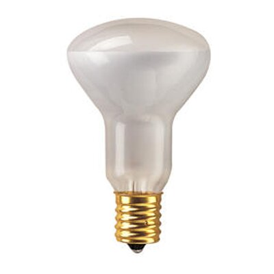 Bulbrite Industries E17 Intermediate Base Incandescent R16 Mini Reflector Bulb