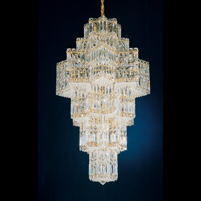 Schonbek Equinoxe 35 Light Chandelier