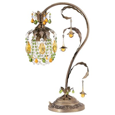 Schonbek Rondelle One Light Table Lamp