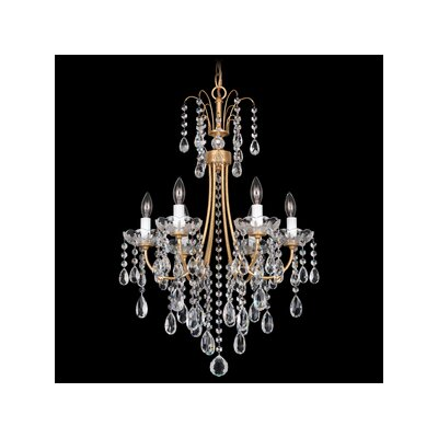 Schonbek Vesuvio 6 Light Chandelier