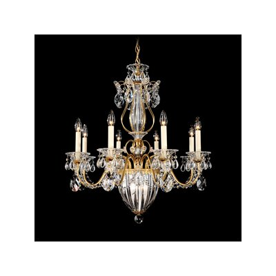 Schonbek Bagatelle 8 Light Chandelier