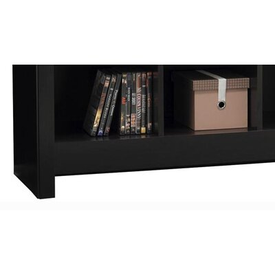 Ameriwood Industries 9-Cube Storage Cubby in Black Forest