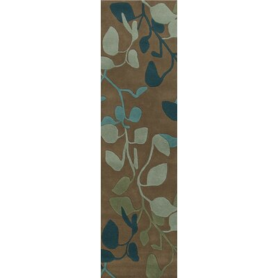 Malene b Destinations Tan Rug
